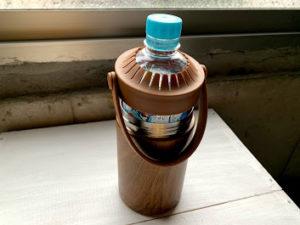 ワークマンの真空保温ペットボトルホルダー
