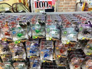 ダイソーで爆丸が100円