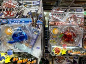 ダイソーで爆丸が100円で発売
