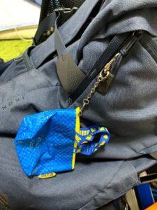 IKEAのミニバッグ