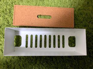 ケーブルマネジメントボックス