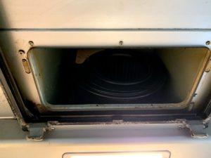 換気扇のファンを掃除