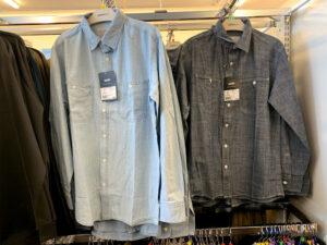 ワークマンのシャツ