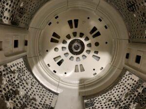 洗濯機を洗浄