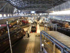 大宮の鉄道博物館をレビュー