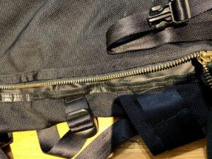 吉田カバン「PORTER」バックパックを自分で修理