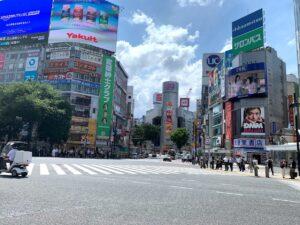 渋谷のAWESOME STORE TOKYO