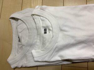 黒ずんでしまった白Tシャツを蘇らせたい