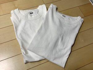 黒ずんだ白Tシャツを白く蘇らせたい
