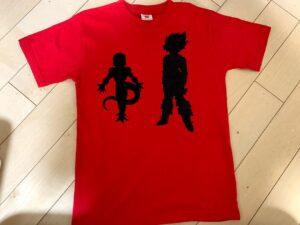 100均アイテムだけで作るオリジナルTシャツ